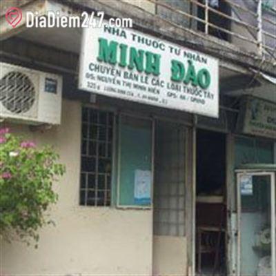 Nhà Thuốc Tư Nhân Minh Đào - Lương Định Của