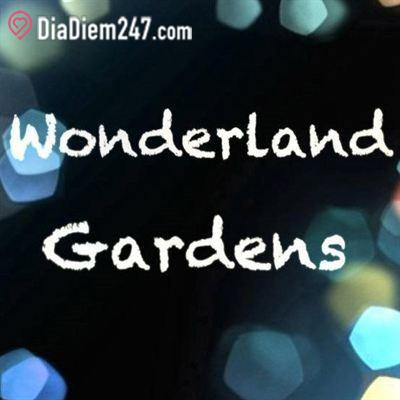 Wonderland Gardens - Khu Chụp Ảnh