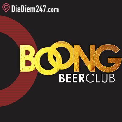 Boong Beer Club - Láng Hạ
