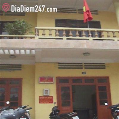 Công an phường Quang Trung
