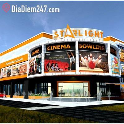 Rạp chiếu Phim - Trung tâm giải trí STARLIGHT BẢO LỘC