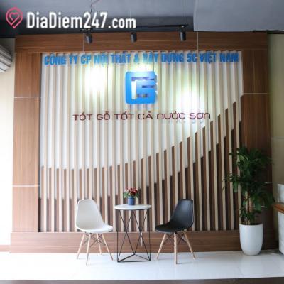 Công ty cổ phần nội thất và xây dựng 5C Việt Nam