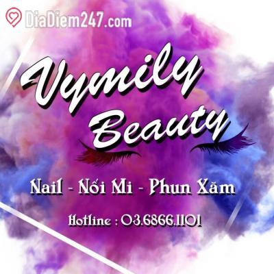 Vymily Nail - Nối Mi Long Biên