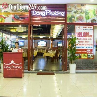 Nhà hàng Buffet Đông Phương - Savicomegamall