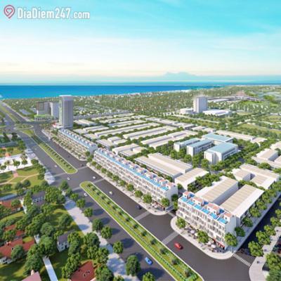 Khu phức hợp thương mại cao tầng Phương Trang