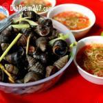 Ốc & Kem Cuộn Thái Lan