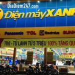 Siêu thị Điện máy XANH Đắk Hà, Kon Tum