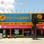 Siêu thị Điện máy Xanh  Tân Tiến (Lâm Thao), Phú Thọ