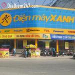 Siêu thị Điện máy XANH Phong Châu, Phù Ninh, Phú Thọ