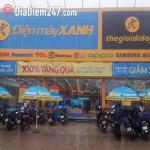 Siêu thi Điện máy XANH Vĩnh Tân (Vĩnh Linh), Quảng Trị