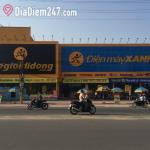 Siêu thị Điện máy XANH Mê Linh, Vĩnh Yên, Vĩnh Phúc