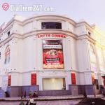 Rạp chiếu phim : Lotte Cinema Thái Bình