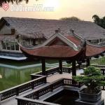 Nắng Sông Hồng - Làng Văn Hóa & Du Lịch