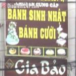 Gia Bảo Bakery - Hồ Tùng Mậu