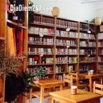 Cafe Sách Đông Tây - Nguyễn Chí Thanh