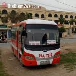 Nhà xe Hà Thì  Thái Bình