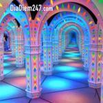 Mê Cung Mirror Maze - Times City