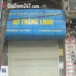 Công ty TNHH dịch vụ du lịch và vận tải HD Thăng Long