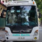 Xe khách Camel Travel