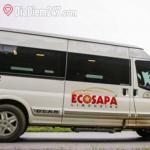 Xe khách Ecosapa Limousine