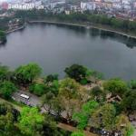 Phố đi bộ Hồ Thiền Quang