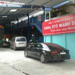 Gara ô tô Mạnh Đường