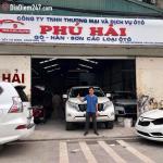 Gara ô tô Phú Hải