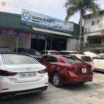 Gara ô tô Long Biên