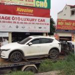 Gara ô tô Luxury Car