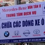 Gara Mercedes-Benz Văn Tân II