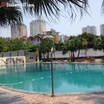 Bể Bơi Khách Sạn Mường Thanh Grand Xa La Hotel