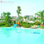 Quần Thể Bể Bơi Ngoài Trời Tại Biệt Thự Vinhomes Riverside