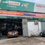 Gara ô tô Hùng Phát