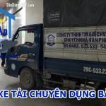Taxi tải Bảo An