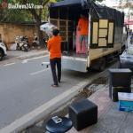 Taxi tải Thiên Tân