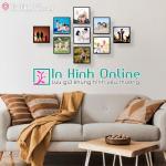Shop In hình online - Khung ảnh treo tường không cần đinh