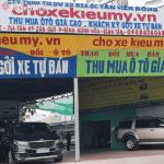 Chợ xe Kiểu Mỹ - Hồ Chí Minh