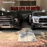 Salon Auto Phú Nguyễn - Hồ Chí Minh