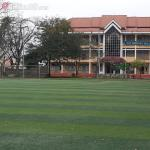 Sân Bóng Trường Cao đẳng Sư Phạm Thái Bình.