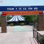 Trạm y tế xã Tân Hội