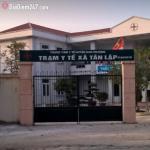Trạm y tế xã Tân Lập